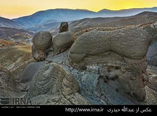 عکس های زیبا و دیدنی از روستای وردیج و واریش