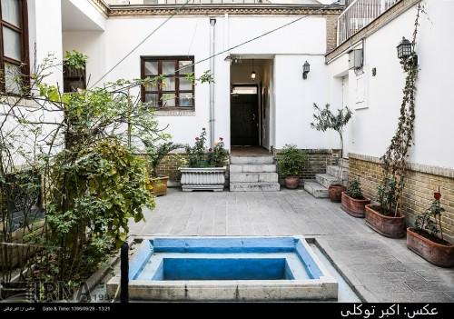 تصاویری از موزه استاد ابوالحسن صبا در تهران